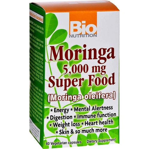Moringa 5,000mg 60 Cap by BioNutrition