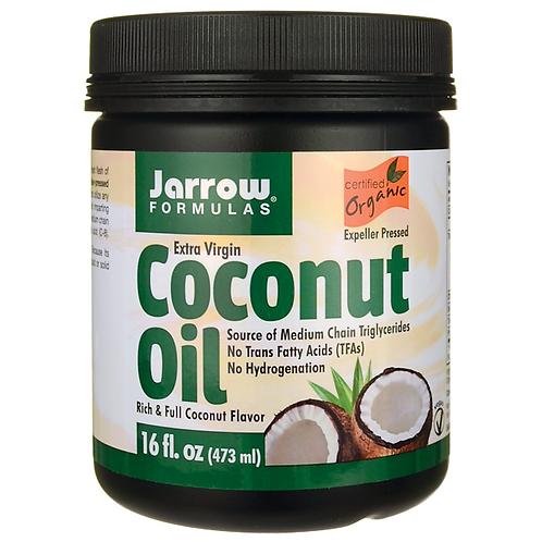 Extra Virgin Coconut Oil by Jarrow 16 fl. oz.