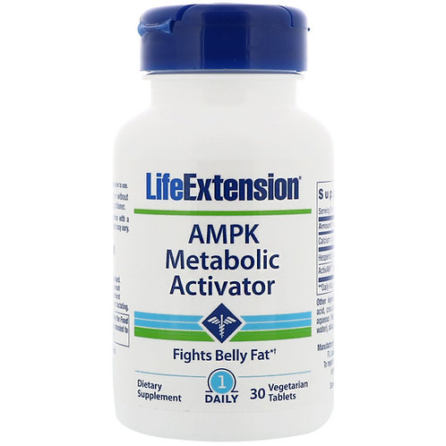 AMPK Metabolic Activator by Life Extension 30 Tab