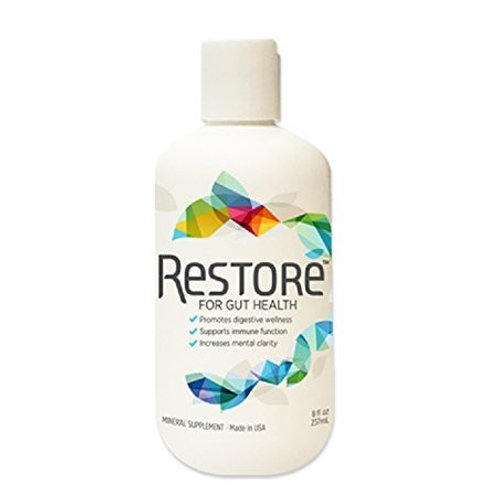 Restore Gut Health 2 Month Supply Liquid Supplement