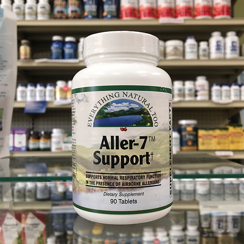 Aller-7 Support by Everything Natural 90 Tab