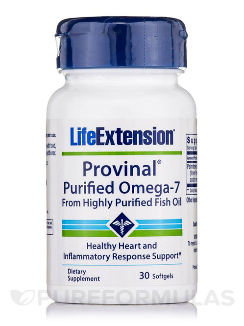 Provinal Omega-7 30 Softgels by Life Extension