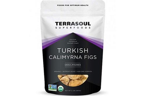 Turkish Calimyrna Figs 2lbs by Terrasoul