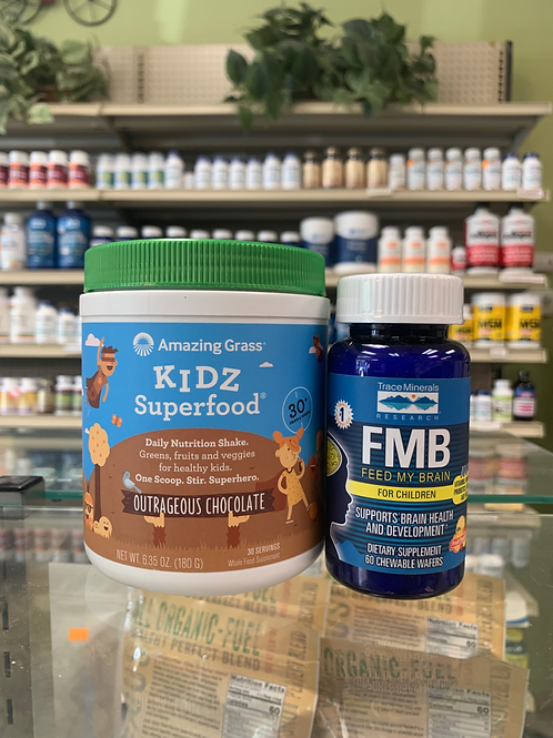 Everything Natural's Kids Pack