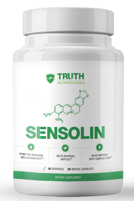 Sensolin by Truth Nutraceuticals 90 Cap