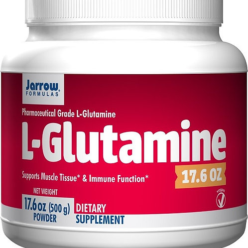 L-Glutamine 17.6g by Jarrow