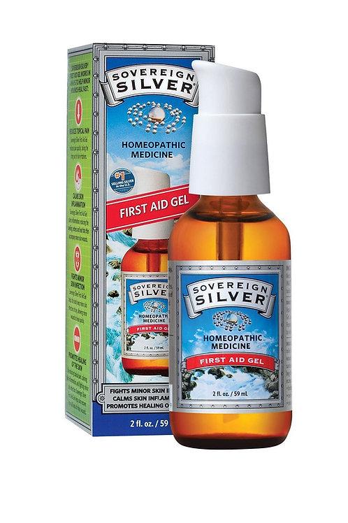 Sovereign Silver 2 fl. oz. First Aid Gel