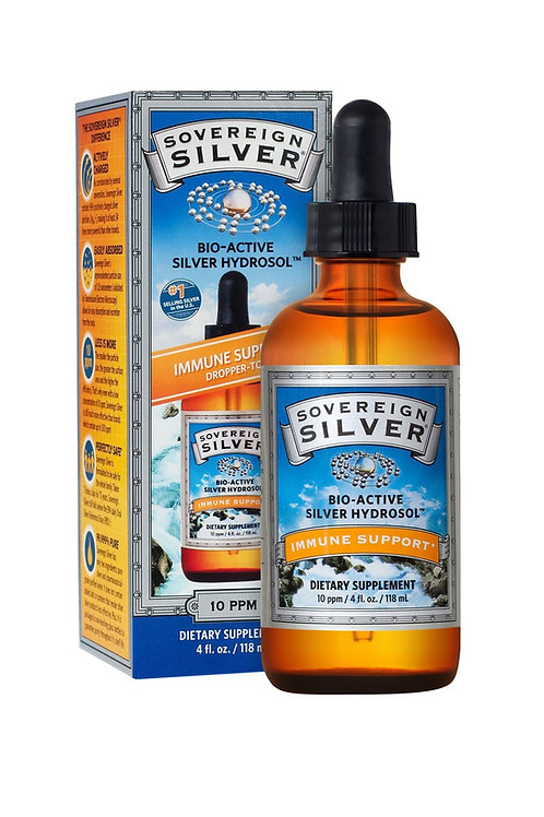 Sovereign Silver 4 fl. oz. Liquid Dropper