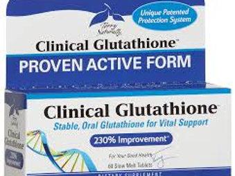 Clinical Glutathione 60 Lozenge