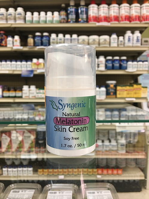 Melatonin Skin Cream by Syngenic