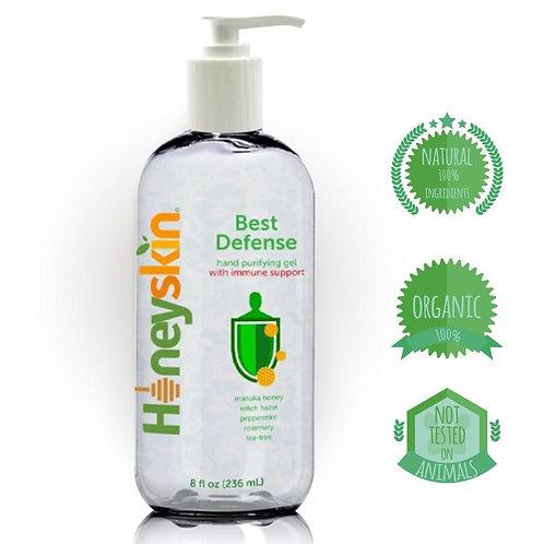 Hand Sanitizer 8oz by HoneySkin