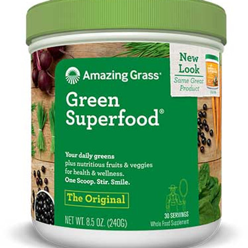 Green Superfood by Amazing Grass 30 Servings