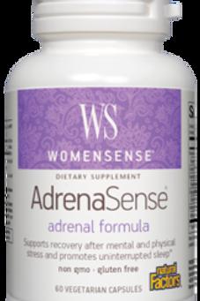 Natural Factors Women's AdrenaSense 60 Cap