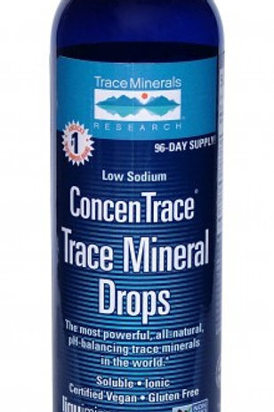 ConcenTrace Drops by Trace Minerals 8 fl. oz.