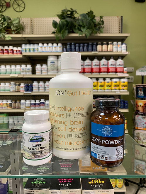 Everything Natural's Gut Flora Pack