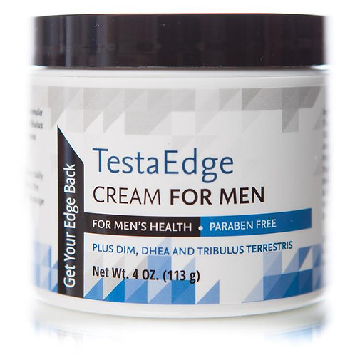 TestaEdge Cream for Men by Libido Edge 4 oz.
