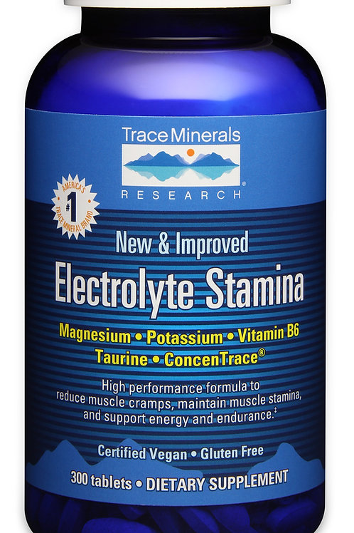 Electrolyte Stamina by Trace Minerals 90 Tab