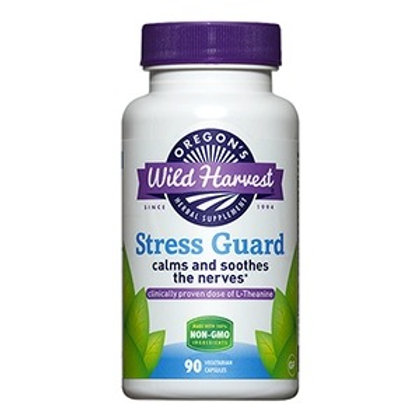 Stress Guard 90 Cap by Wild Harvest