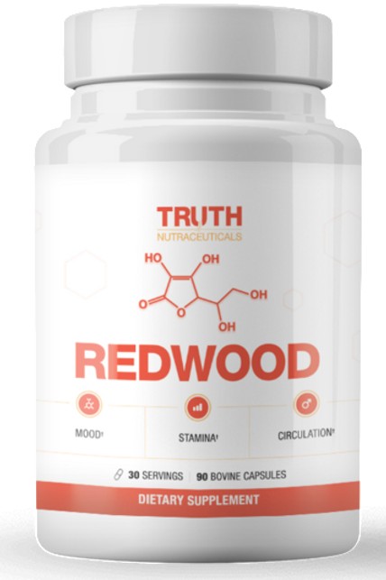 Redwood by Truth Nutraceuticals 90 Cap