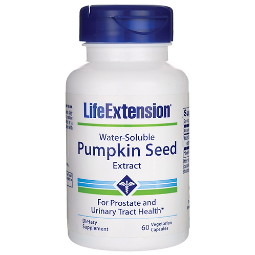 Pumpkin Seed Extract by Life Extension 60 Cap