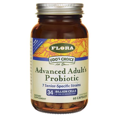 Advanced Adult's Probiotics 60 Cap by Flora