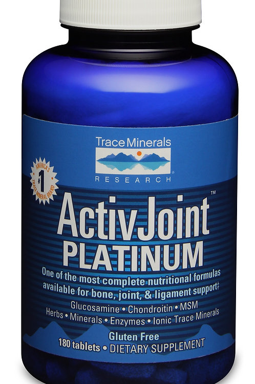 ActivJoint Platinum by Trace Minerals 90 Tab