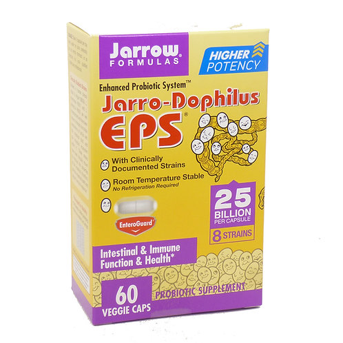 Jarro-Dophilus EPS 25 Billion 60 Caps by Jarrow Formulas