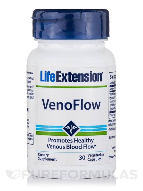 VenoFlow 30 Caps by Life Extension