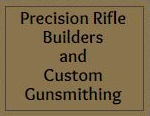 Precision Rifle Builders and Custom Gunsmithing