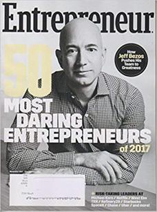 Most Daring Entrepreneur