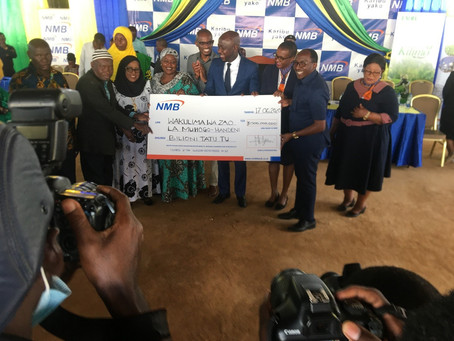 AKILIMO Incorporated in Cassava Farmer Financing Program by Top Agricultural Banks in Tanzania