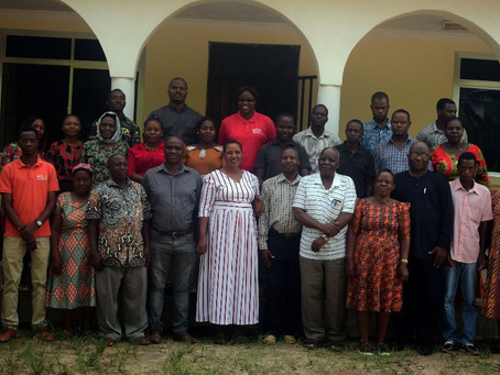 TAAT and ACAI trains stakeholders on Good Agronomy Technology Practice