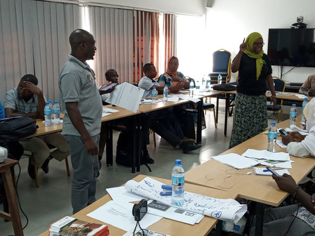 ACAI In Tanzania Goes Virtual To Keep Going During Pandemic