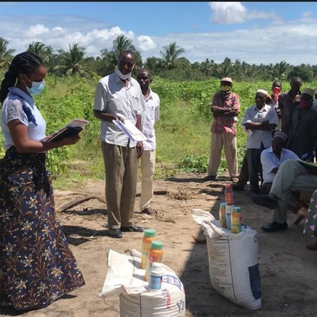 ACAI Partners and Local Government Officials continue Training on AKILIMO in Tanzania