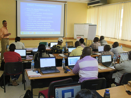 Scientists from IITA, Wageningen and University of Florida are Optimizing Crop Models for Improved P