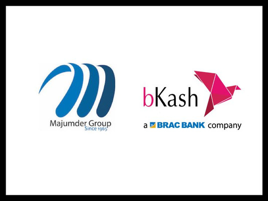 Majumder Group and bKash start partnership