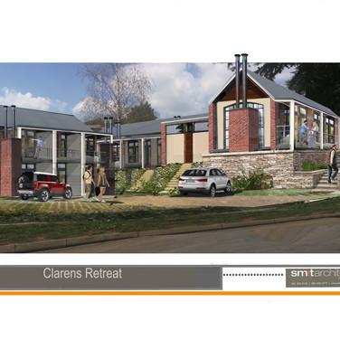 Clarens Retreat option 4