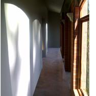 Corridor resembling monastry
