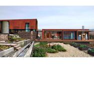 Option 2: Pumpstation & offices