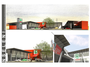 Nseleni Shopping Centre (Spar)    Richards Bay