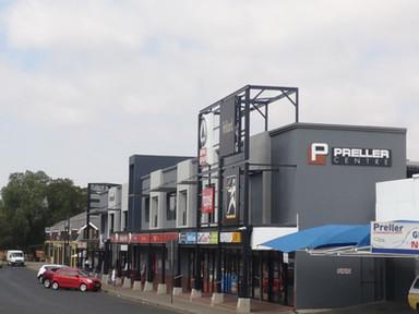 Preller Square Centre