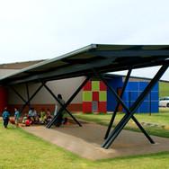 Western playground