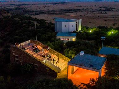 Boyden Observatory UFS