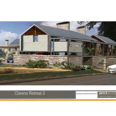 Clarens Retreat option 2