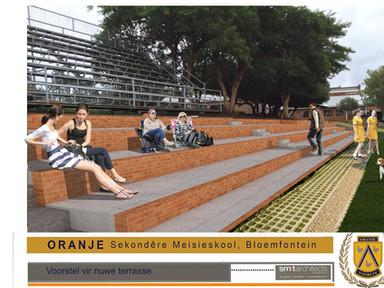 Oranje Meisieskool Sportgrounds