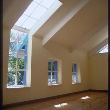 Roof window: loft