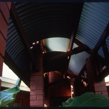 Entrance conopy