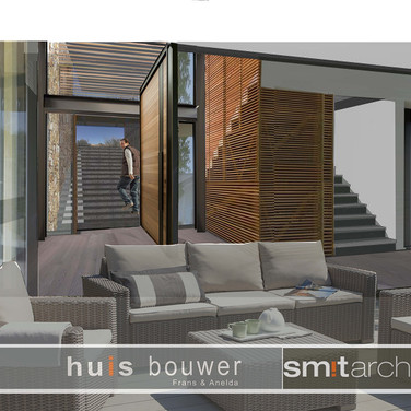 Bouwer rendering