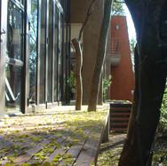 Norhtern elevated deck