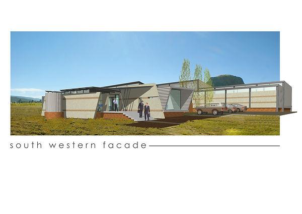 Lesotho Tea factory